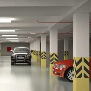 Автостоянки, паркинги Красного