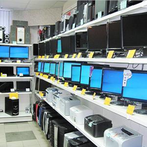 Компьютерные магазины Красного