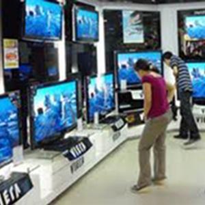 Магазины электроники Красного