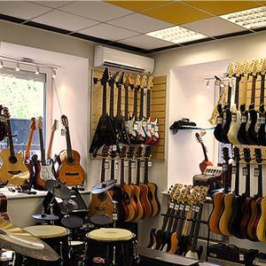 Музыкальные магазины Красного