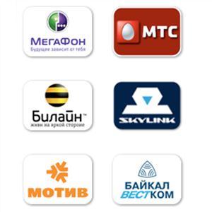 Операторы сотовой связи Красного