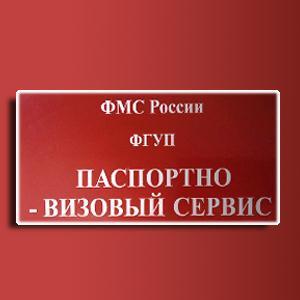 Паспортно-визовые службы Красного
