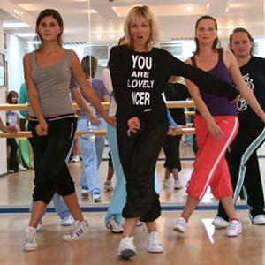 Школы танцев Красного