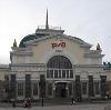 Железнодорожные вокзалы в Красном