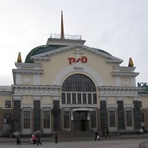 Железнодорожные вокзалы Красного